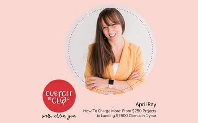 Featured on Cubicle to CEO Podcast