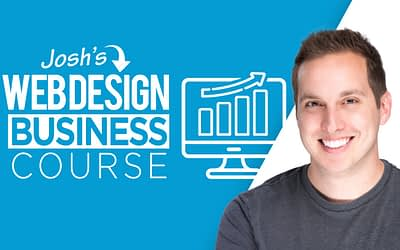 Web Design Business Course – Review of Josh Hall's Online Course