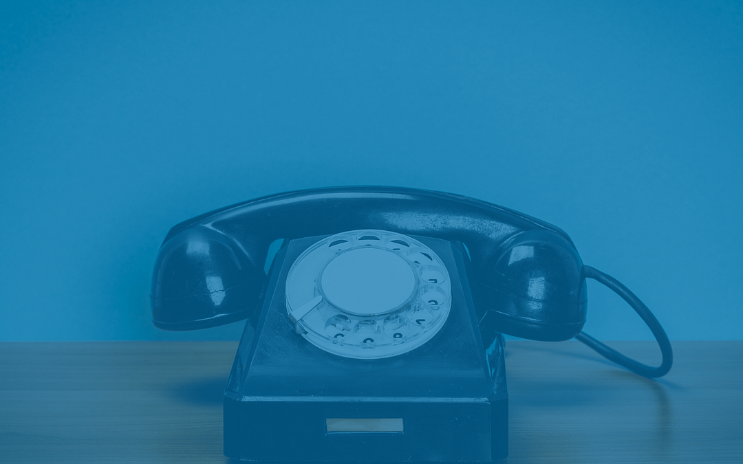 Business Etiquette – A Phone Call Is Nice