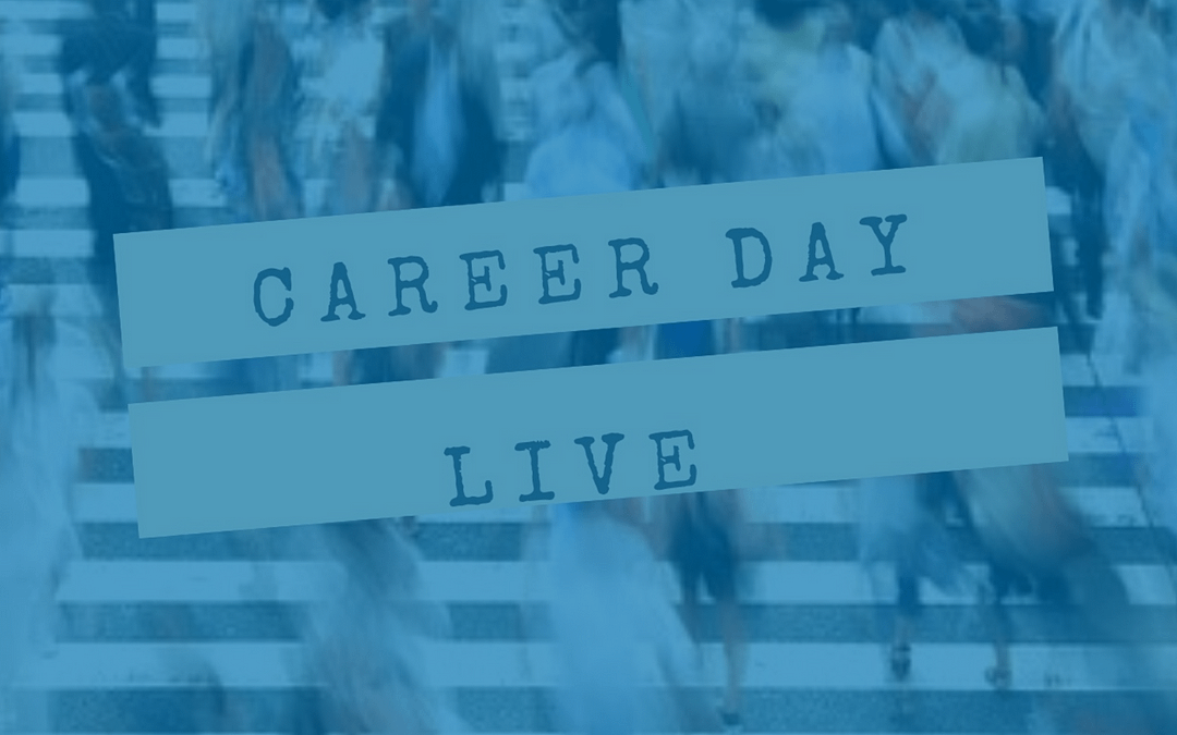 Career Day Live is Officially Active